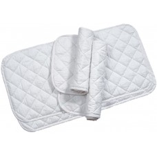 QUILTED COTTON WRAP - 14""