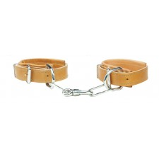CHAIN HOBBLES - FOLDED DOUBLE CUFF