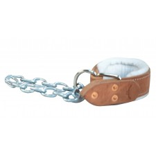 WESTERN RAWHIDE HARNESS LEATHER KICKING CHAINS