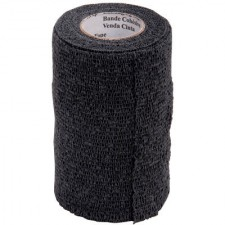 3M VETRAP BANDAGE, SINGLE ROLL, BLACK
