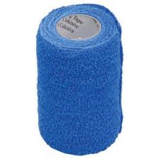 3M VETRAP BANDAGE, SINGLE ROLL, BLUE