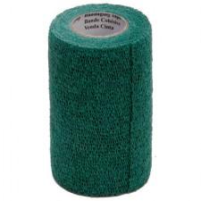 3M VETRAP BANDAGE, SINGLE ROLL, HUNTER GREEN