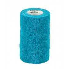 3M VETRAP BANDAGE, SINGLE ROLL, TEAL