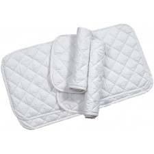 """MUSTANG ECONOMY QUILTED LEG WRAPS - 12"""""""
