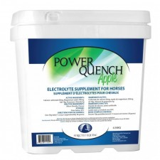 STRICTLY EQUINE POWER QUENCH APPLE, 4.54 KG