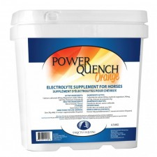 STRICTLY EQUINE POWER QUENCH ORANGE, 4.54 KG
