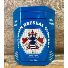 BEESEAL NATURAL CANADIAN BEESWAX CONDITIONER, 1 KG