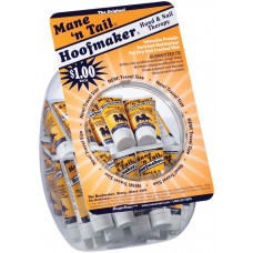 MANE 'N TAIL HOOFMAKER DISPLAY JAR, 50 TUBES