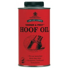 CDM VANNER & PREST HOOF OIL, 500 ML