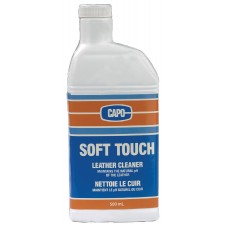 CAPO SOFT TOUCH LEATHER CLEANER - 500 ML