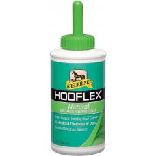 HOOFLEX ALL NATURAL DRESSING AND CONDITIONER ABSORBINE - 450 ML WITH BRUSH APPLICATOR