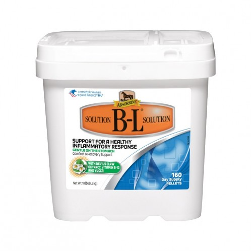 ABSORBINE B-L PELLETS COMFORT AND RECOVERY SUPPORT - 4.5 KG