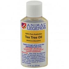 ANIMAL LEGENDS PURE TEA TREE OIL, 32 ML