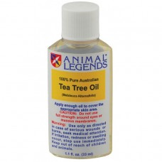 ANIMAL LEGENDS PURE TEA TREE OIL, 32 ML
