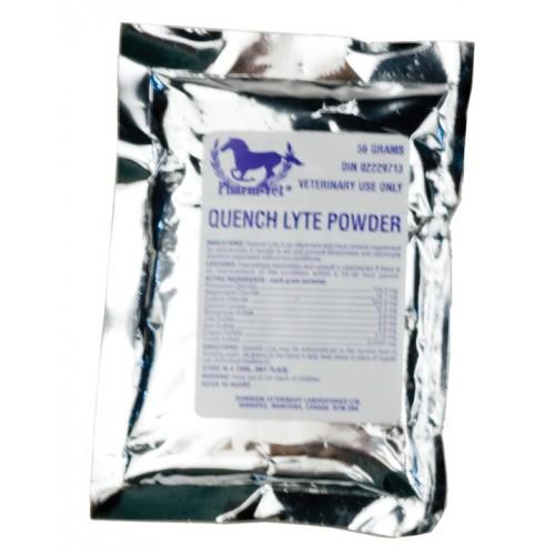 PHARM-VET QUENCH LYTE POWDER - 56 G/BAG (30 PER BOX)
