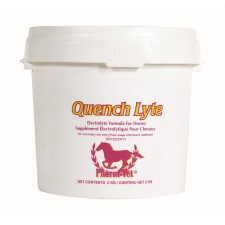 PHARM-VET QUENCH LYTE POWDER - 2.27 KG