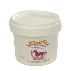 PHARM-VET VITA B12 WITH FOLIC ACID CRUMBLES - 1.13 KG