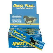 QUEST PLUS DEWORMER (INCLUDING TAPEWORMS)