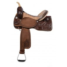 DEE BUTTERFIELD CHAMPION PRO BARREL SADDLE