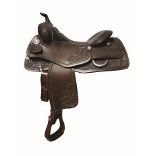 WESTERN RAWHIDE by JIM TAYLOR FG REINING SADDLE