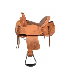 GOLDEN YOUTH SADDLE