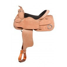 ELKO PRO TRAINER SADDLE, ROUGH OUT