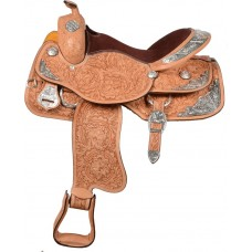 COUNTRY LEGEND RED RIVER WESTERN SHOW SADDLE