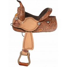 COUNTRY LEGEND HARLEY ANTIQUE YOUTH SADDLE