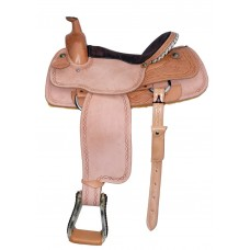 DAX GOLDEN ROSE TEAM ROPER SADDLE