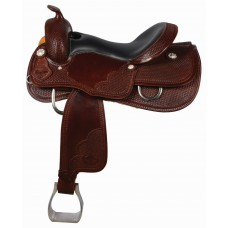 COUNTRY LEGEND GRADY REINING SADDLE WITH RALIDE TREE