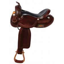 COUNTRY LEGEND MADISON TRAIL SADDLE WITH RALIDE TREE