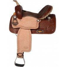 COUNRY LEGEND ARLIN BARREL SADDLE