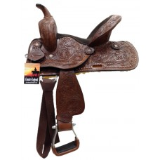 COUNTRY LEGEND RUSTY YOUTH SADDLE