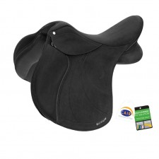 WINTECLITE ALL PURPOSE D'LUX ENGLISH SADDLE - CAIR