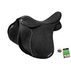 WINTECLITE WIDE ALL PURPOSE D'LUX ENGLISH SADDLE - CAIR