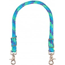 MUSTANG NYLON BRAIDED WITHER STRAP