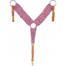 MUSTANG 100% MOHAIR COLOUR TWIST BREASTCOLLAR