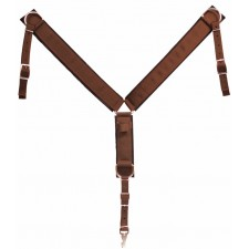 MUSTANG POLY WEB BREAST STRAP