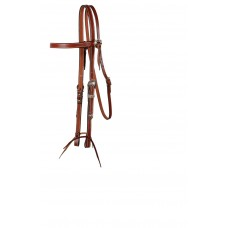 BROWBAND HEADSTALL WITH BERRI CONCHOS