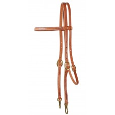 BROWBAND HEADSTALL WITH SNAPS