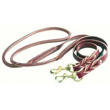 TWISTED ROPING REINS