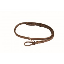 WESTERN RAWHIDE ADJUSTABLE HARNESS LEATHER REINS