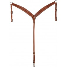 COUNTRY LEGEND BARB WIRE BREASTCOLLAR