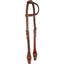 COUNTRY LEGEND BARB WIRE ONE EAR HEADSTALL
