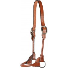 COUNTRY LEGEND COW HALTER ROLLED NOSEBAND
