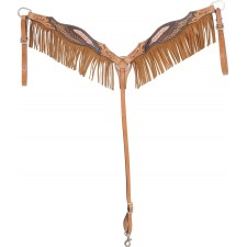 COUNTRY LEGEND GATOR & FEATHERSBREASTCOLLAR