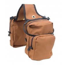 4-POCKET SADDLE BAG