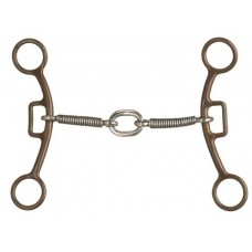 ANTIQUED LIFE SAVER LIMITED GAG BIT
