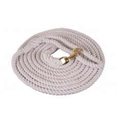 "MUSTANG COTTON LUNGE LINE, 5/8"" X 30'"