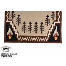 COUNTRY LEGEND FEATHER LEGEND SERIES STANDARD SHOW BLANKET